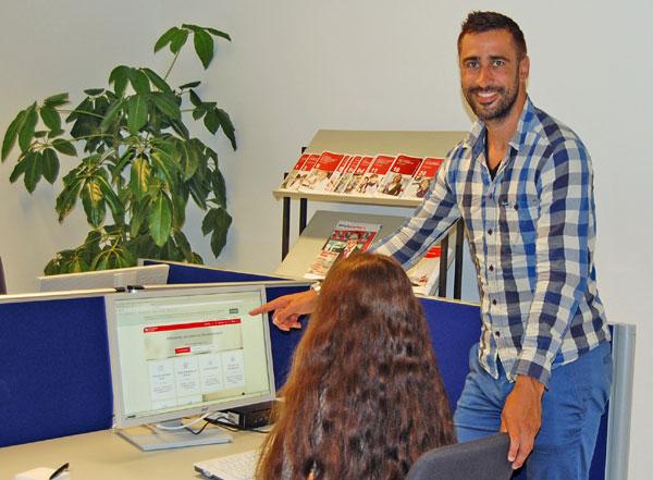 Lübeck: Arbeitslosengeldantrag online stellen