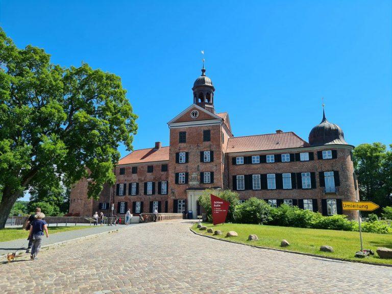 Fotos Eutin und Eutiner Schloss
