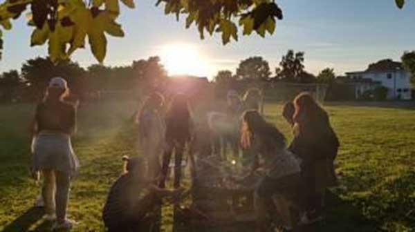 Mittsommer-Familien-Fest  in der Jugendherberge Fehmarn
