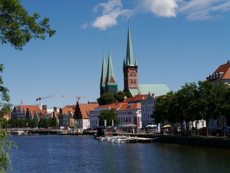 Fotos aus der Lübecker Innenstadt