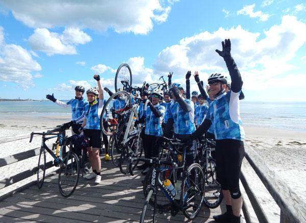 Lübecker Bucht: Rennrad-Wochenende an der Ostsee