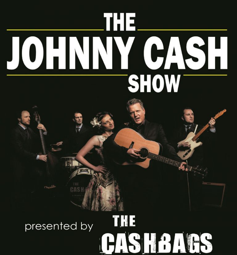THE JOHNNY CASH SHOW im Dezember in Lübeck