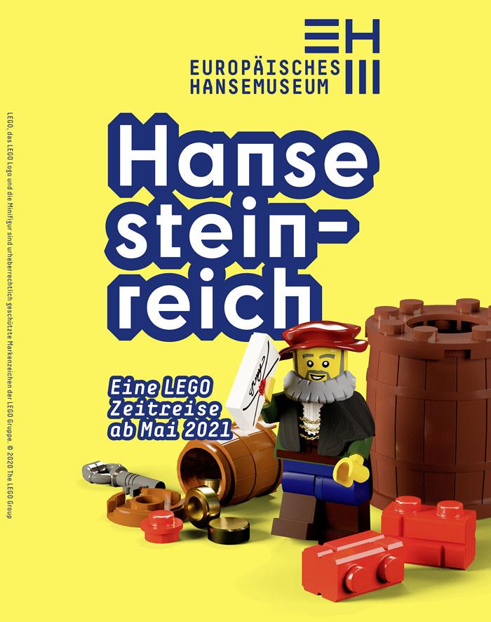 Europäisches Hansemuseum plant LEGO Ausstellung für 2021