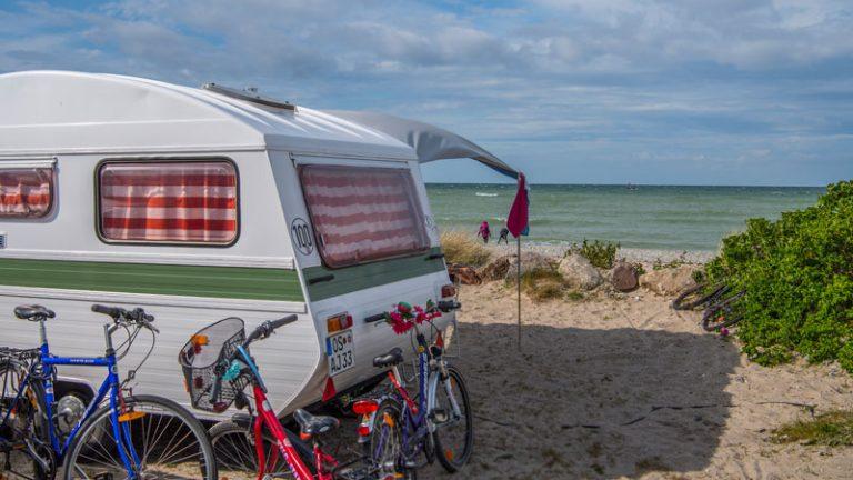 camping.info Award 2021: 7 von 100 bewerteten Campingplätzen liegen auf der Ostseeinsel Fehmarn