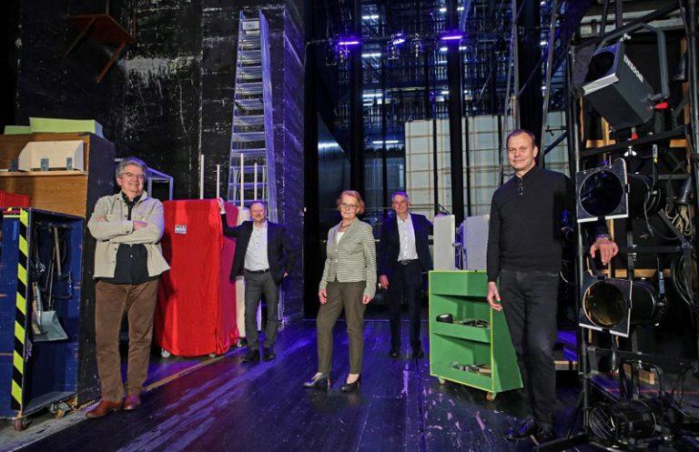 Theater Lübeck stellt Spielpläne für die Spielzeit 2021/22 vor