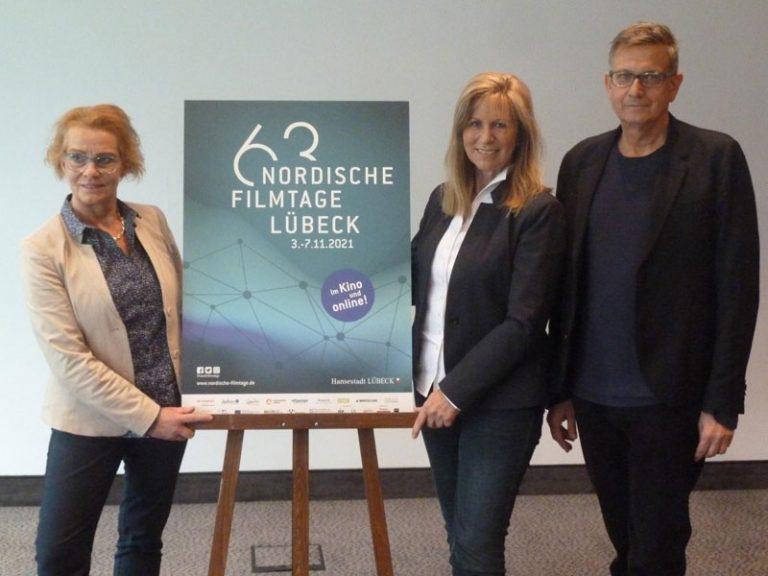 63. Nordische Filmtage Lübeck veröffentlichen das gesamte Programm – vom 3. bis 7. November 2021